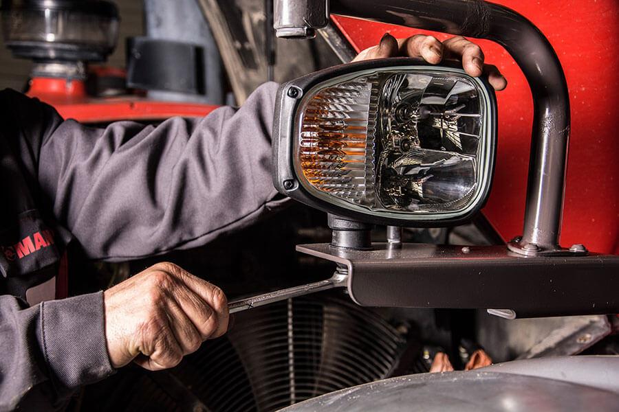 konserwacyjne przeglądy wózków widłowych