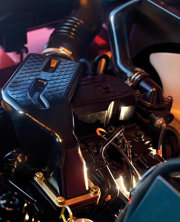 filtry do wózków widłowych